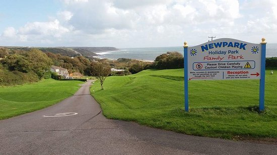 Newpark Holiday Park, Gower